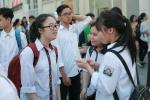 Điểm chuẩn vào lớp 10 chuyên Lương Văn Tụy - Ninh Bình 2018