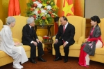 Thủ tướng trả lời phỏng vấn Asahi Shimbun nhân chuyến thăm của Nhà vua và Hoàng hậu Nhật Bản