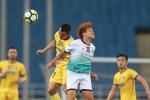 Bùi Tiến Dũng dự bị, FLC Thanh Hóa chia điểm trận cuối ở AFC Cup