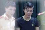 Kẻ buôn ma túy liều lĩnh rút dao tấn công cảnh sát ở Nghệ An
