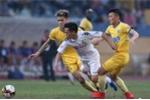 Hà Nội FC chặn đứng mạch bất bại của FLC Thanh Hóa
