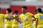 VCK U15 Quoc gia 2018: SLNA thang tran khai mac hinh anh 1