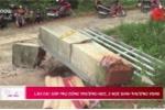Sập cổng trường đè chết một học sinh tiểu học: Thông tin mới nhất