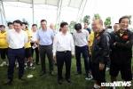 BLV Quang Huy: 'Bo truong Thien lam Chu tich VFF tot cho bong da Viet Nam' hinh anh 1