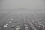 Clip: Kinh hoàng khói bụi ô nhiễm Trung Quốc lan sang Mỹ