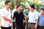 Bí thư Tỉnh ủy Hà Giang Đặng Quốc Khánh làm việc tại huyện Hoàng Su Phì
