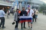 CĐV Nga tin đội nhà thắng Ả Rập Xê Út 2-0 và giành quyền vào vòng knock-out