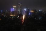 Anh, video: Sieu bao MANGKHUT can quet, Macau chim trong bien nuoc hinh anh 1