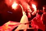 Màn cầu hôn ngọt ngào sau chiến thắng của U23 VN