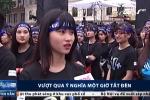 Giới trẻ Việt Nam nỗ lực để Giờ Trái đất lan tỏa
