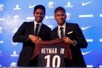 Neymar ra mắt PSG: 'Tôi ra đi vì danh hiệu, chẳng phải tại Messi'
