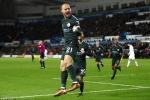 Thắng đậm Swansea, Man City lập kỷ lục vô tiền khoáng hậu ở Ngoại hạng Anh