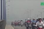 Không khí tại TP.HCM ở mức rất có hại cho sức khỏe