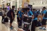 U18 Việt Nam về nước, vào bảng dễ thở tại vòng loại U19 châu Á