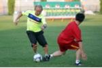 HLV Park Hang Seo ghi bàn, đội vẫn thua sát nút trong trận cầu 'kì lạ'