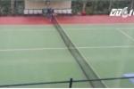 Xã xây sân tennis hơn nửa tỷ đồng trong trụ sở ở Đắk Nông: Chủ tịch xã trần tình