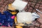 Cảnh sát mật phục, chặn bắt nhóm vận chuyển ma túy từ Thanh Hóa ra Hà Nội tiêu thụ