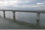 Cầu vượt biển Việt Nam 'long lanh' như phim Hollywood