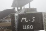 Video: Băng giá phủ trắng đỉnh Mẫu Sơn