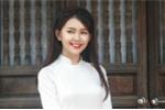 Nữ sinh xinh đẹp giành Hoa khôi ảnh trường Quốc học Vinh