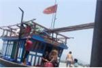 Lái tàu Philippines ngủ gật, đâm chìm tàu ngư dân Quảng Bình