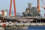Nhật chụp ảnh tàu sân bay, Trung Quốc cảnh báo gián điệp