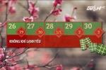 Dự báo thời tiết ngày ông Công ông Táo và 3 ngày Tết âm lịch