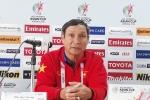 Được U23 Việt Nam truyền cảm hứng, HLV Mai Đức Chung cảm ơn HLV Park Hang Seo