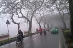 Đón đợt rét nhất từ đầu mùa, Hà Nội lạnh 12°C