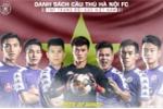 Thủ thành Bùi Tiến Dũng vẫn phải tập riêng trước ngày hội quân U23 Việt Nam