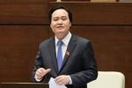 Đại biểu Quốc hội: 'Bộ trưởng Phùng Xuân Nhạ trả lời thẳng thắn, có trách nhiệm'