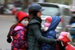Thời tiết hôm nay 20/11: Khí lạnh tăng cường, miền Bắc có nơi dưới 10°C