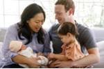 Ông chủ Facebook nhắn nhủ con gái: 'Mong con đừng lớn quá nhanh'