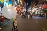 TP.HCM cấm hàng quán kinh doanh bóng cười trên phố Bùi Viện