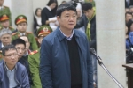 Ông Đinh La Thăng và đồng phạm hầu tòa phúc thẩm