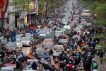 Lo ùn tắc và ô nhiễm, Hà Nội đề xuất thu phí môi trường, phí xe vào khu vực trung tâm