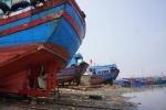 Cửa biển bồi lắng, hàng ngàn ngư dân mất việc