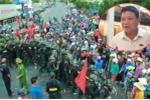 Đám đông xuống đường gây rối: Tướng Đặng Ngọc Nghĩa nói 'cần tỉnh táo, bình tĩnh'
