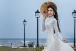 Hot girl Đại học Quảng Bình xinh đẹp, sở hữu chiều cao như siêu mẫu