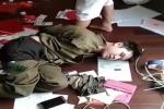 Video: Tướng công an tay không bắt cướp, giải cứu con, cháu ngoại