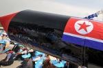 Triều Tiên tiếp tục phóng tên lửa đạn đạo ở bờ biển phía Đông