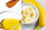 Đồ uống chữa ho, viêm phế quản từ chuối và mật ong