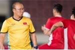 Tuyển Việt Nam thắng dễ, HLV Park Hang Seo vẫn nổi giận với học trò