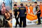 Máy bay Indonesia rơi xuống biển: Người nhà hành khách ngã quỵ nhận hung tin