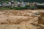 Dự báo thời tiết hôm nay 17/9: Vừa dứt bão, dân miền Trung lại lo lũ quét