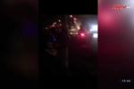 Clip: Quái xế chặn đường, đua xe cuồng loạn trên quốc lộ 1A