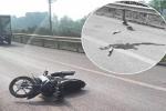 Thăng cấp bậc hàm cho CSGT bị xe máy chở 3 người tông chết