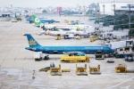 Bão số 10: Hàng loạt chuyến bay bị hủy, hoãn