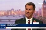 Sốc: Bộ trưởng Y tế Anh dính nghi vấn quấy rối tình dục cấp dưới