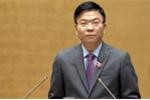 Trực tiếp: Chất vấn Bộ trưởng Tư pháp Lê Thành Long